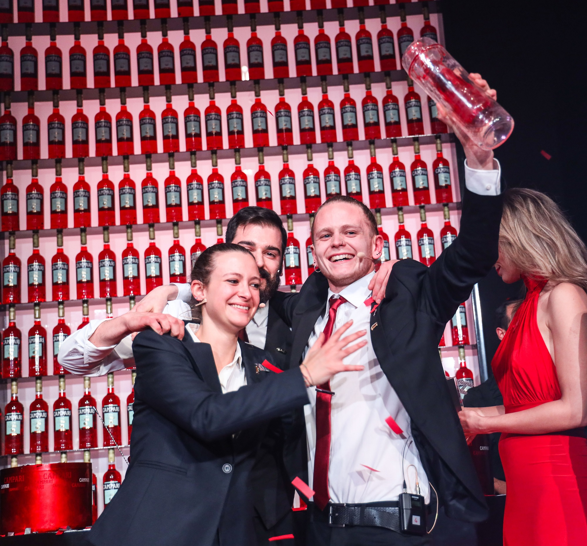 Campari Bar Competition